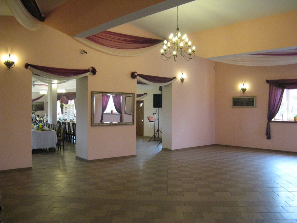 Sala Weselna Kameralna Łuków ~ Sala weselna Telimena  Galeria zdjęć  Restauracja U Pana