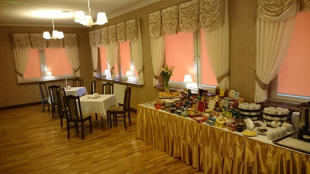 Ogród Zimowy Galeria Zdjęć Restauracja U Pana Tadeusza W